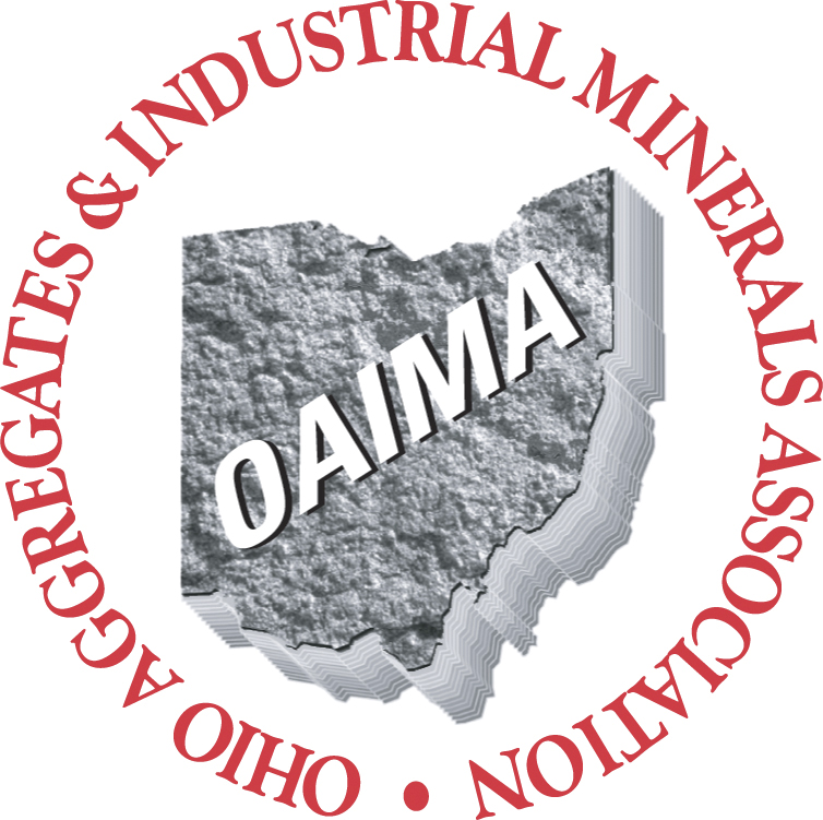 Ohio Aggregates & Industrial Mineral Association logo