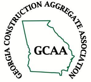 Georgia Construction Aggregates Association logo