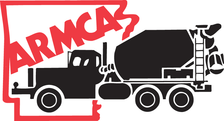 Arkansas Ready Mix Concrete Association logo