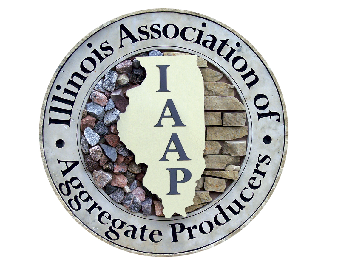 Illinois Association of Aggregate Producers logo