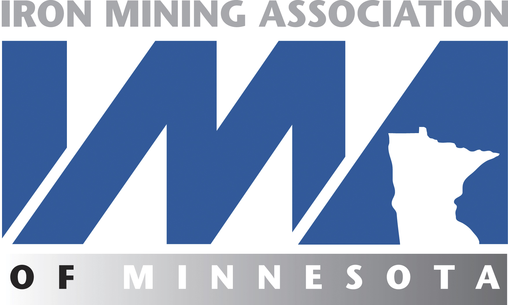 Iron Mining Association of Minnesota logo